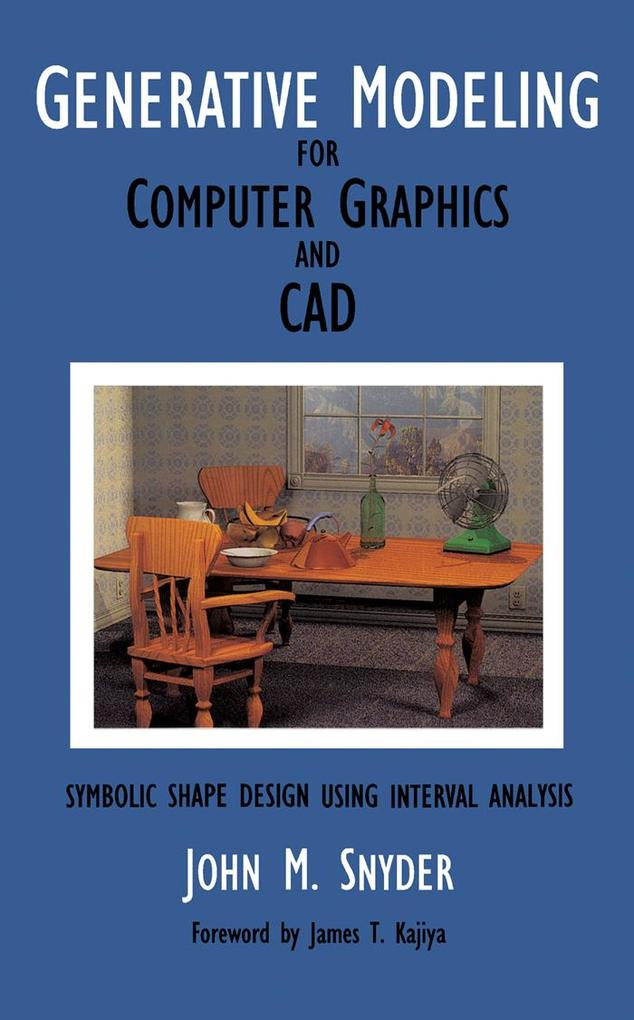 Generative Modeling for Computer Graphics and C...