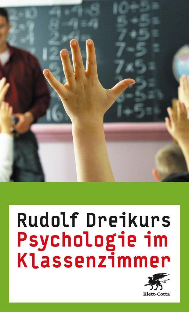 Psychologie im Klassenzimmer als Buch