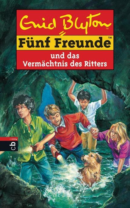 Fünf Freunde 38. Fünf Freunde und das Vermächtnis des Ritters als Buch