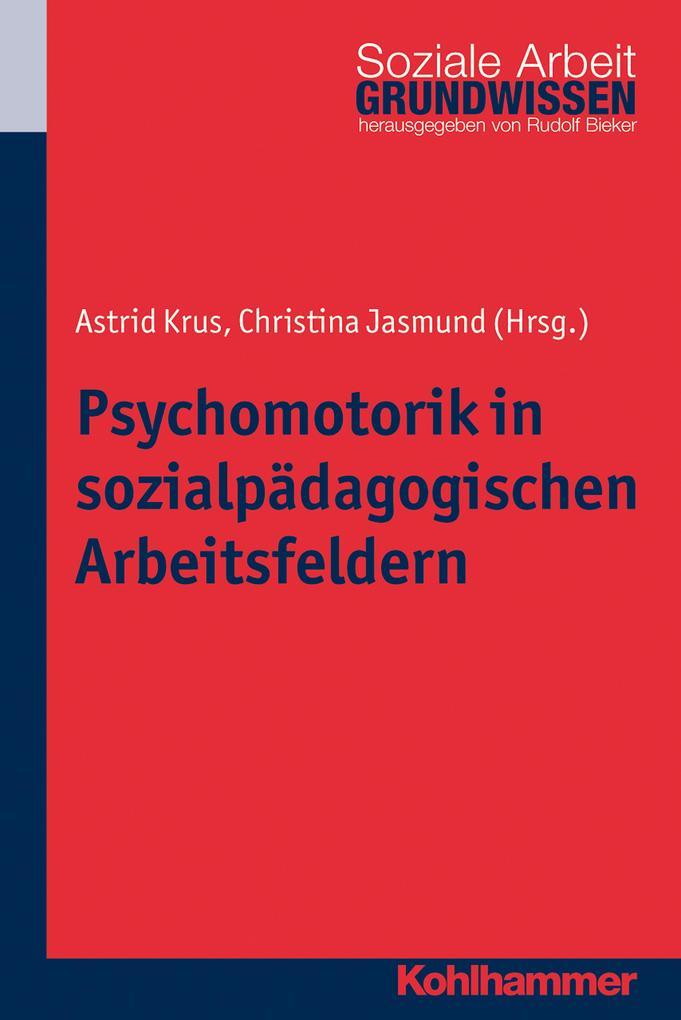 Psychomotorik in sozialpädagogischen Arbeitsfeldern als eBook