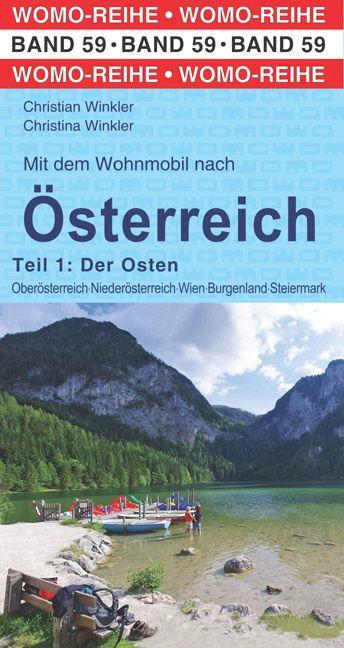 Mit dem Wohnmobil nach Österreich 01 als Buch v...