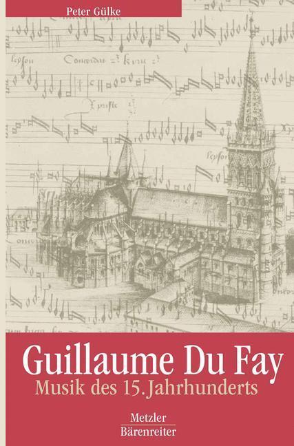 Guillaume Du Fay als Buch