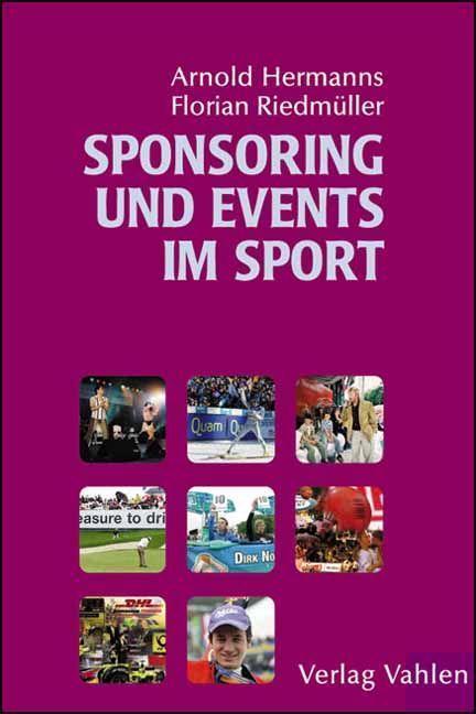 Sponsoring und Events im Sport als Buch