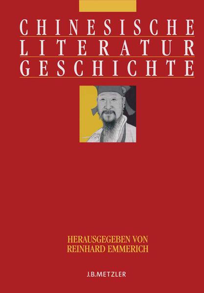 Chinesische Literaturgeschichte als Buch