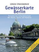 Gewässerkarte Berlin