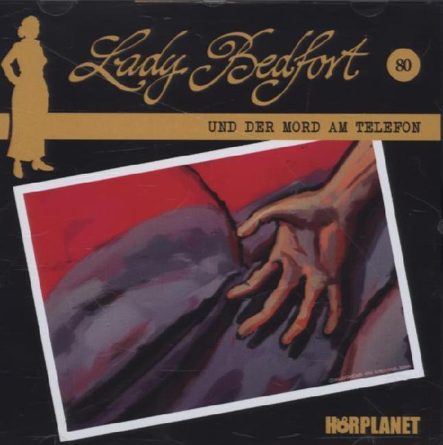 Lady Bedfort 80. Mord am Telefon als Hörbuch CD...