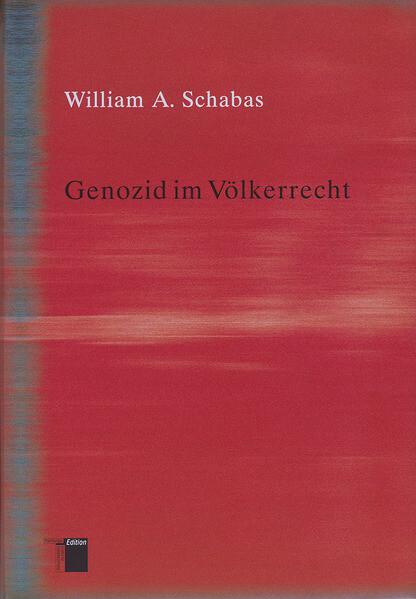 Der Genozid im Völkerrecht als Buch