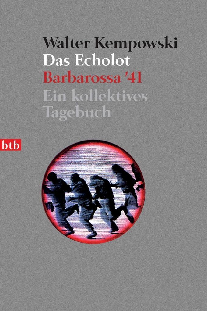 Das Echolot als Taschenbuch