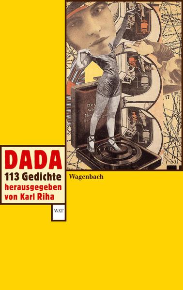 Dada. 113 Gedichte als Taschenbuch