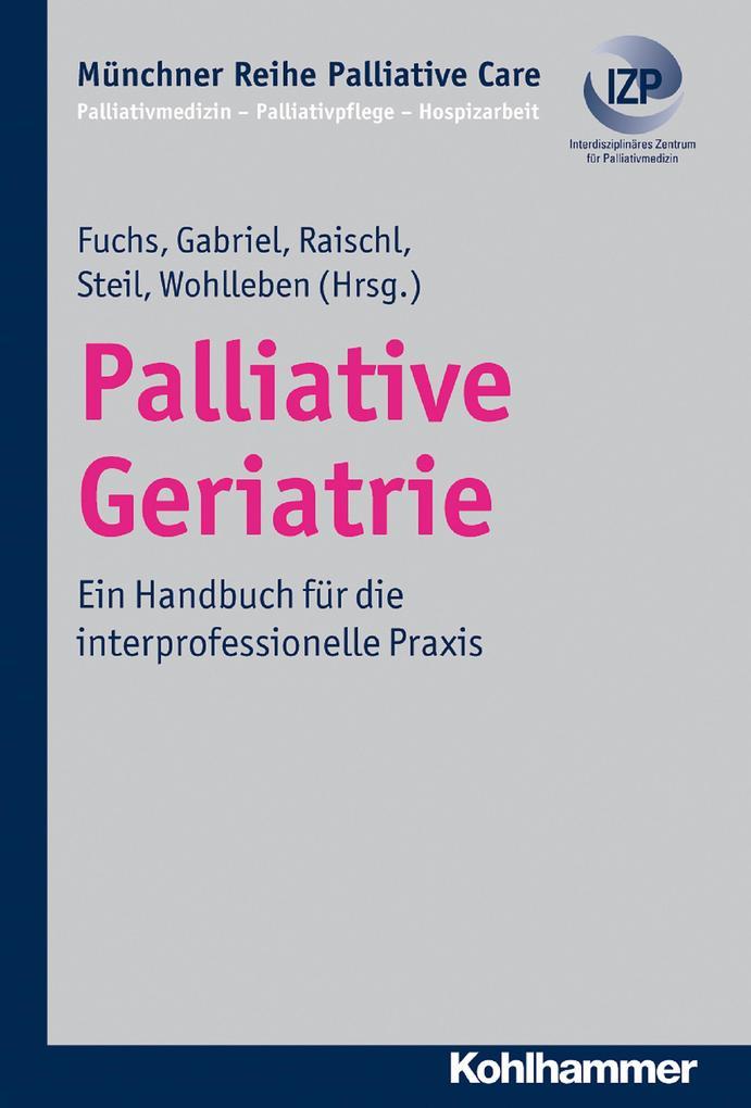 Palliative Geriatrie als eBook Download von