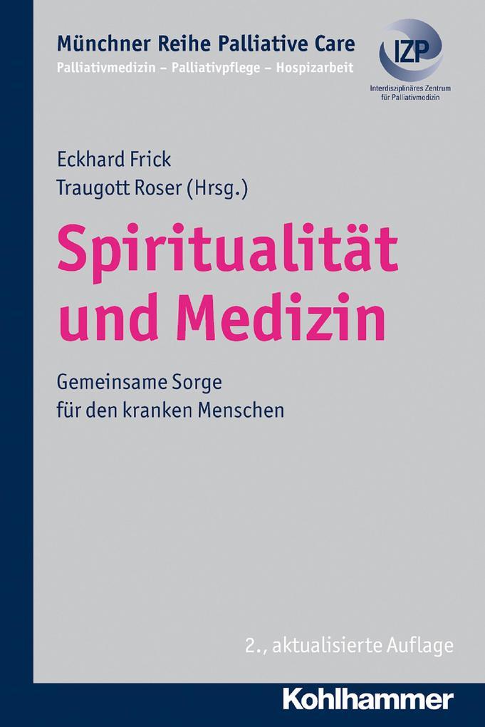Spiritualität und Medizin als eBook Download von