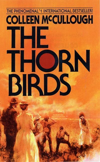 The Thorn Birds als Taschenbuch