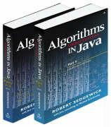 Algorithms in Java: Parts 1-4; Part 5 als Buch