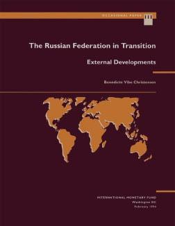 Russian Federation in Transition: External Deve...