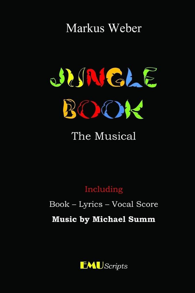 Jungle Book - The Musical als Taschenbuch von M...