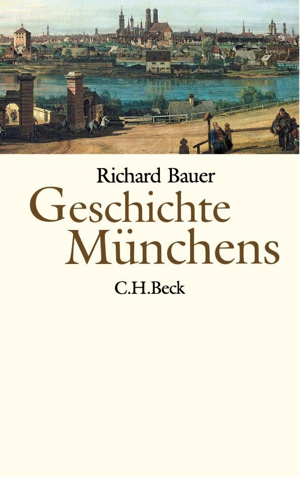 Geschichte Münchens als Buch