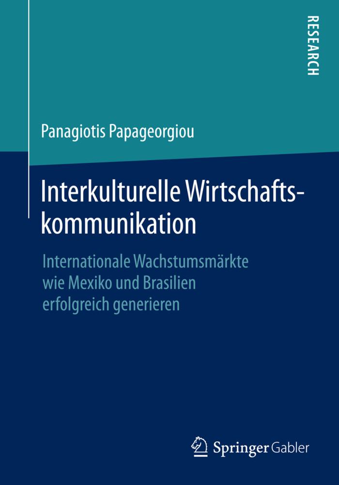 Interkulturelle Wirtschaftskommunikation als Bu...