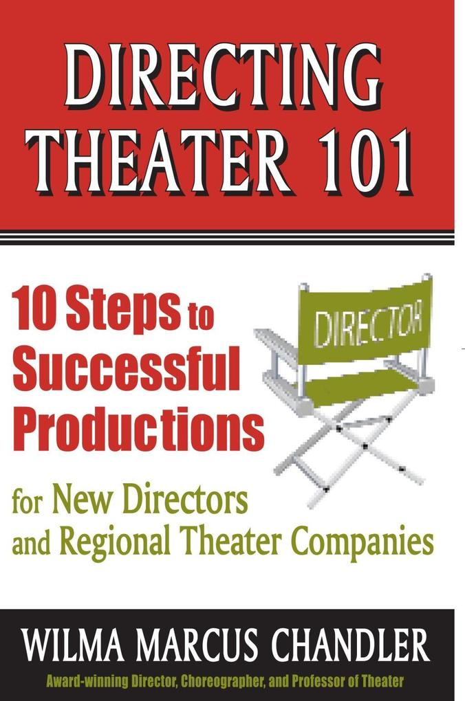 Directing Theater 101 als eBook Download von Wi...
