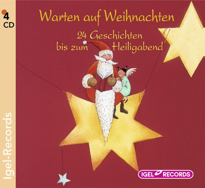 Warten auf Weihnachten. 4 CDs als Hörbuch