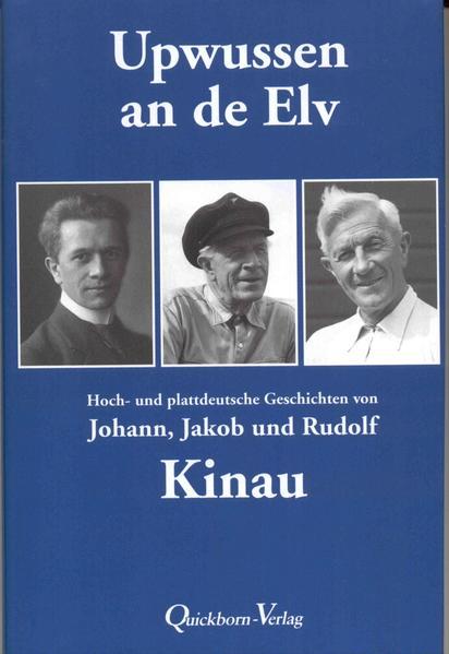 Upwussen an de Elv als Buch