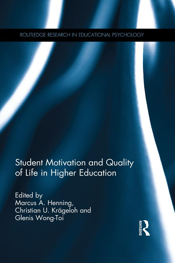 Student Motivation and Quality of Life in Highe...