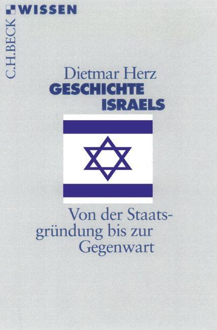 Geschichte Israels als Taschenbuch