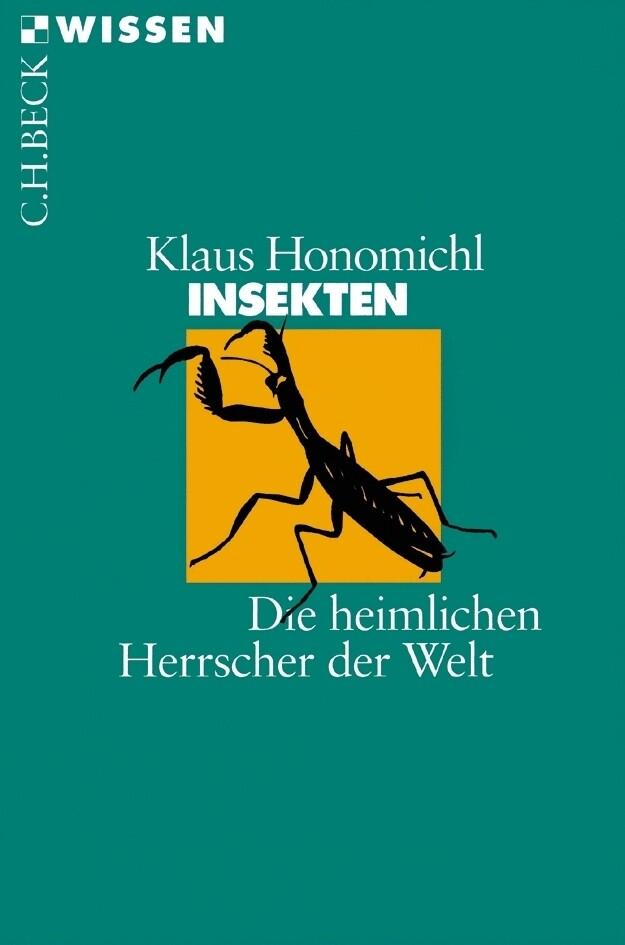 Insekten als Taschenbuch