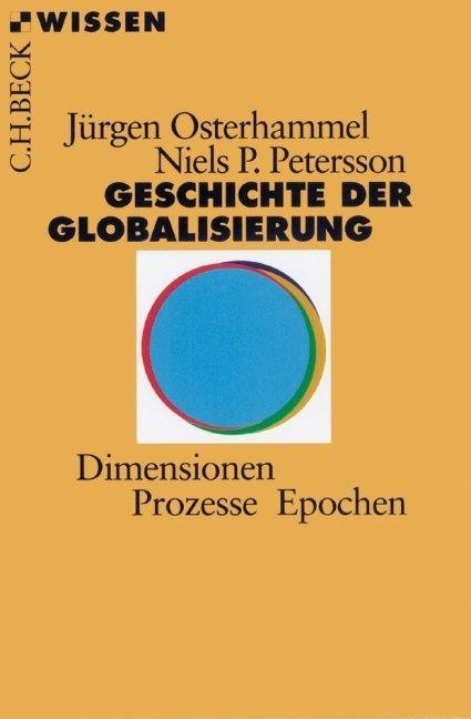 Geschichte der Globalisierung als Taschenbuch