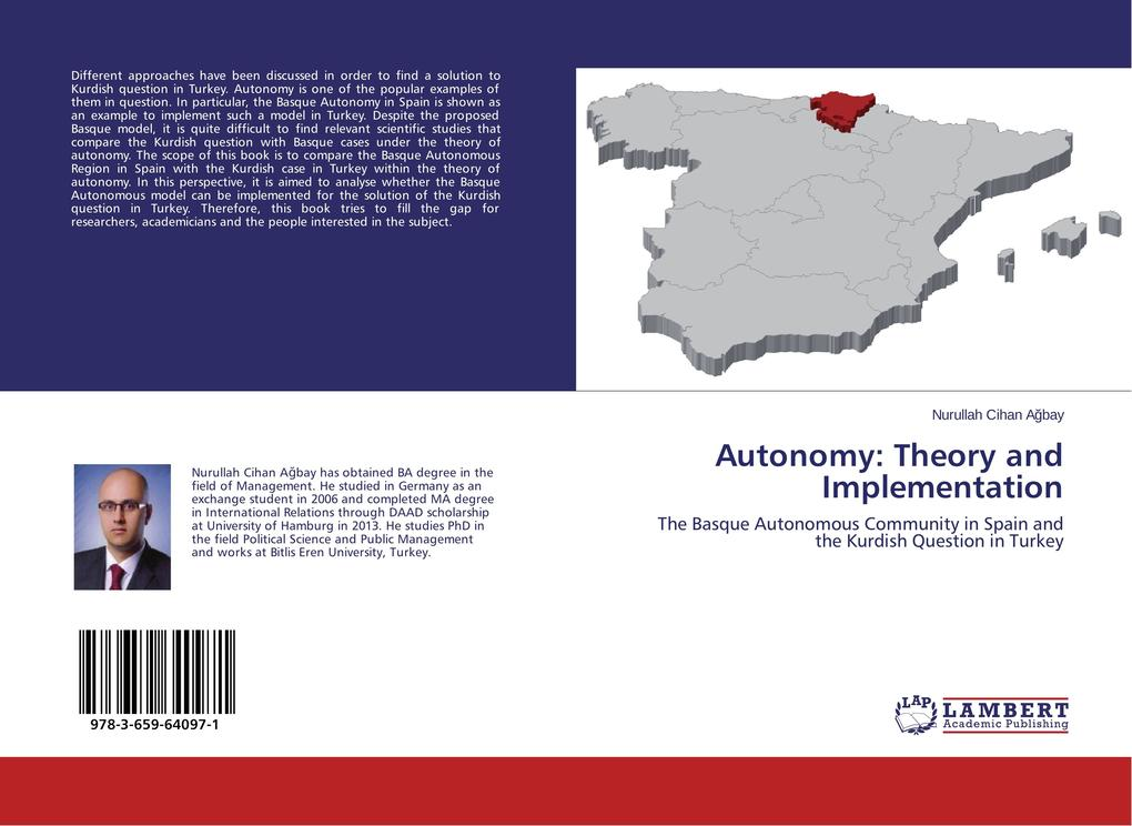 Autonomy: Theory and Implementation als Buch vo...