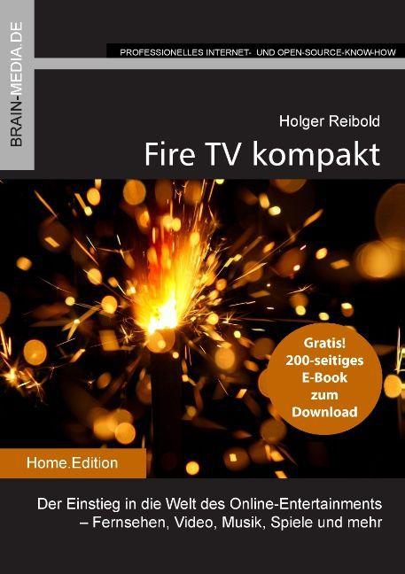 Fire TV kompakt als Buch von Holger Reibold