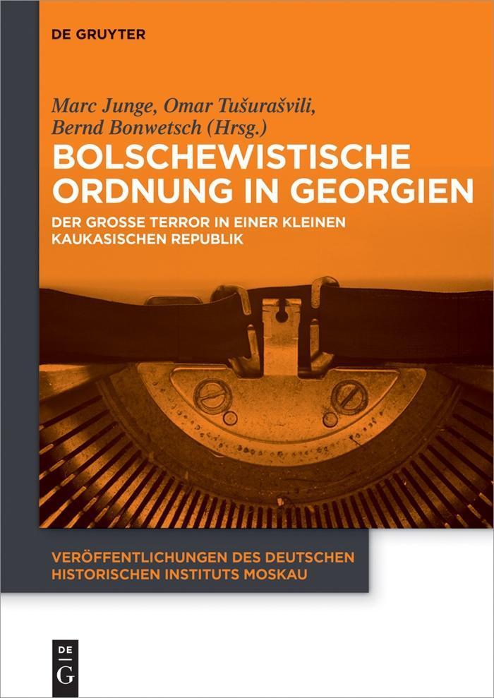 Bolschewistische Ordnung in Georgien als eBook ...