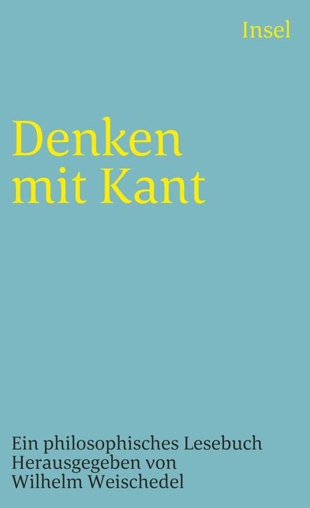 Denken mit Kant als Taschenbuch