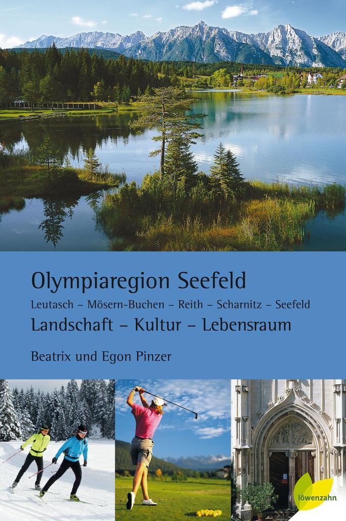 Urlaubsregion Seefeld als Buch
