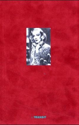 Marlene Dietrich Adressbuch als Buch
