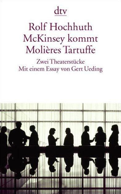 McKinsey kommt. Molieres Tartuffe als Taschenbuch