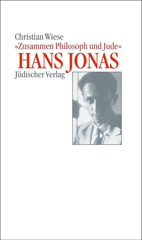 Hans Jonas als Buch