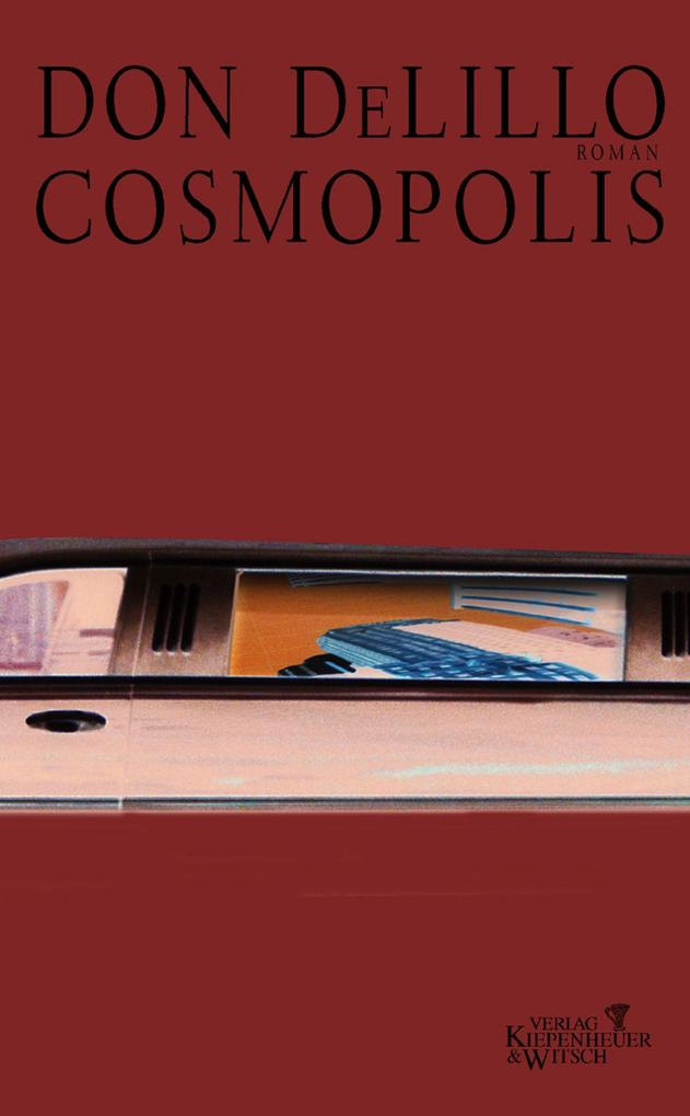 Cosmopolis als Buch