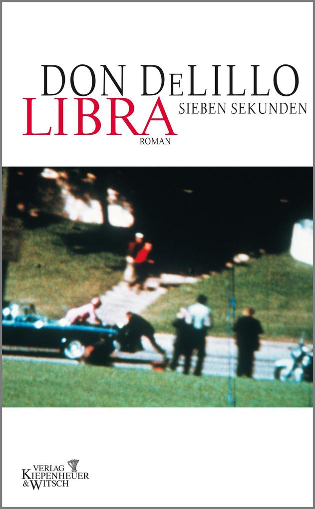 Libra als Buch
