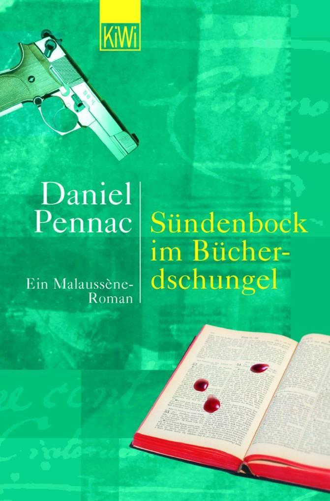 Sündenbock im Bücherdschungel als Taschenbuch