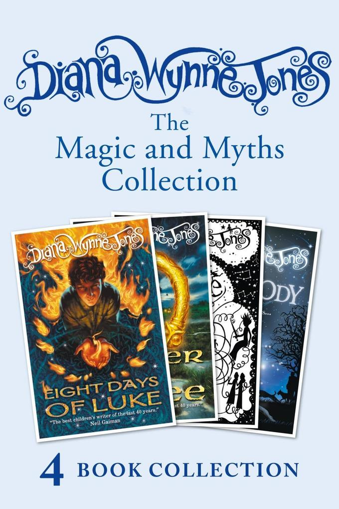 Diana Wynne Jones´s Magic and Myths Collection ...