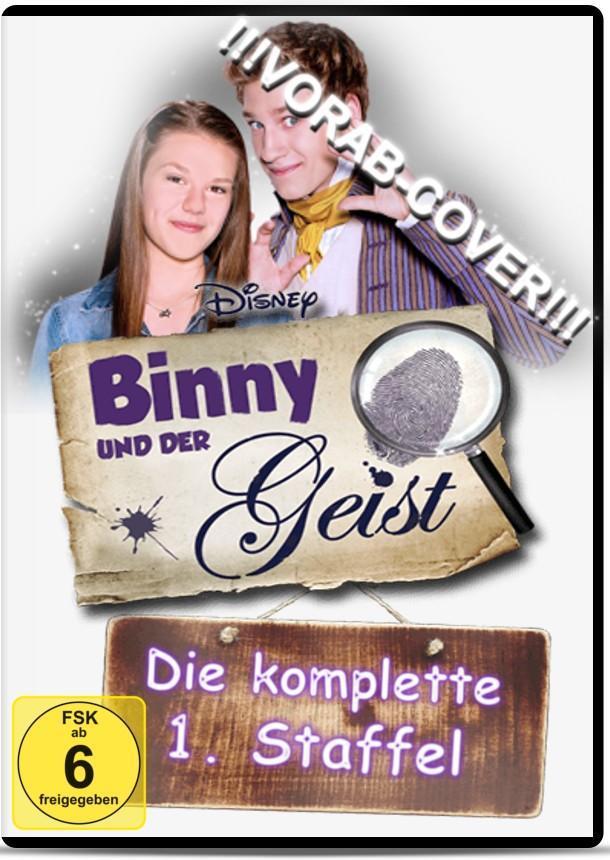 Binny Und Der Geist Die Komplette Erste Staffel Dvd Vivien Hoppe