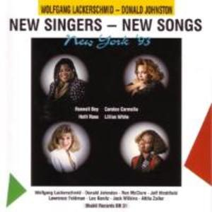 New Singers-New Songs 93