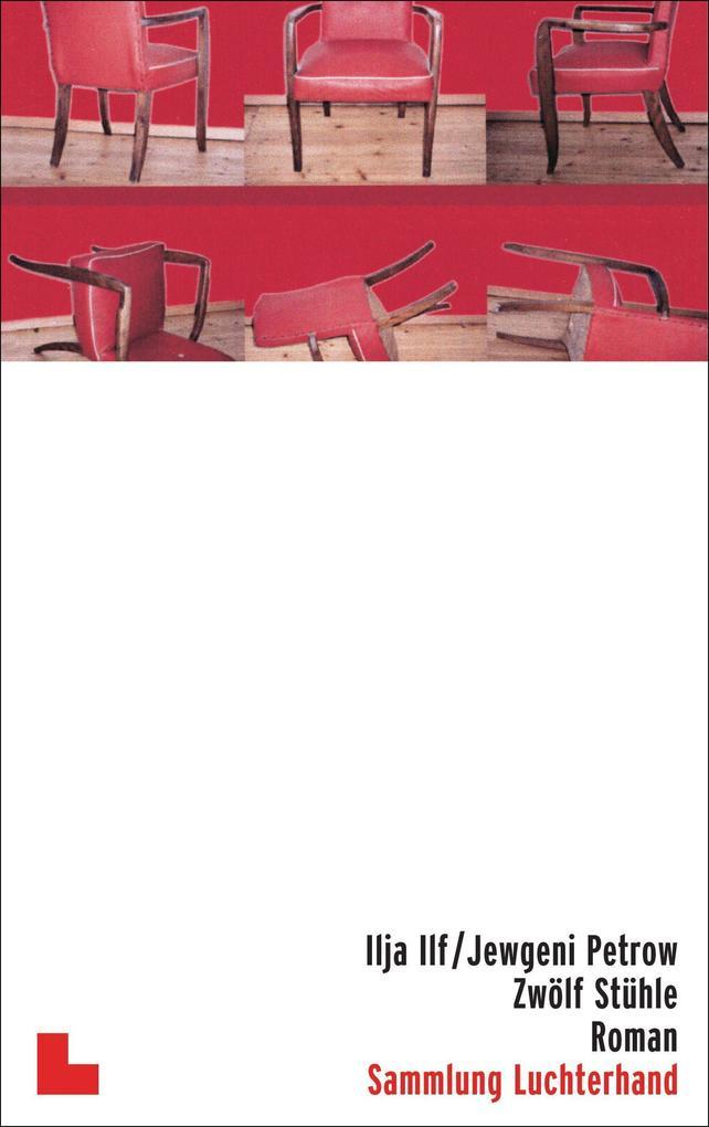 Zwölf Stühle als Taschenbuch