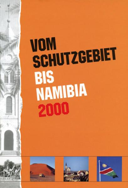 """""""Vom Schutzgebiet bis Namibia 2000"""" als Buch"""