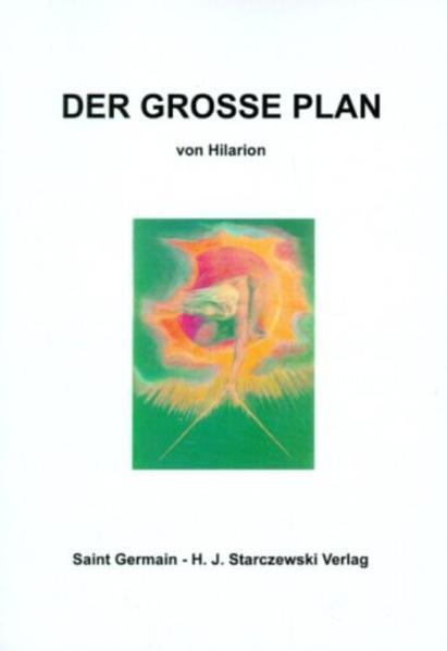 Der Grosse Plan als Buch