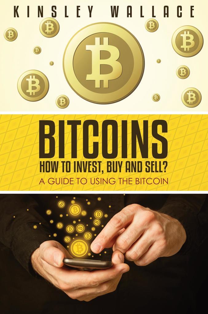 Bitcoins als Buch von Kinsley Wallace