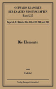 Die Elemente. Buch I - XIII