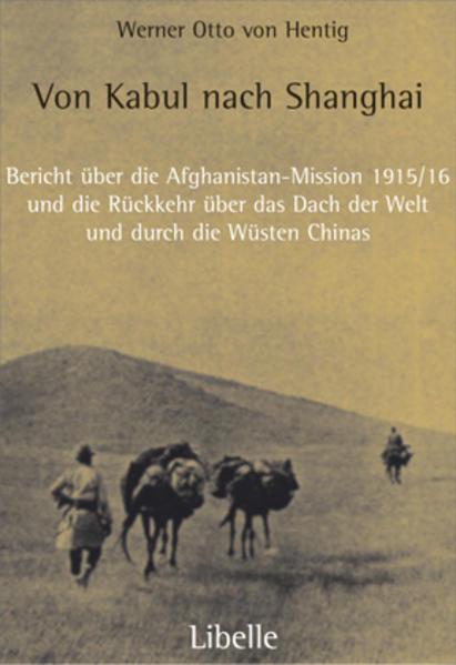 Von Kabul nach Shanghai als Buch von Werner Ott...