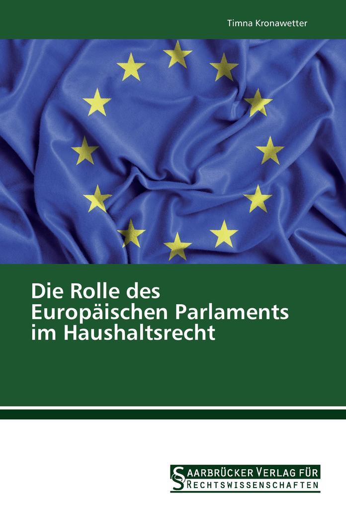 Die Rolle des Europäischen Parlaments im Hausha...