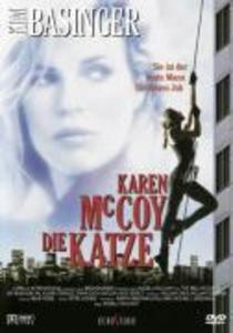 Karen McCoy - Die Katze als DVD